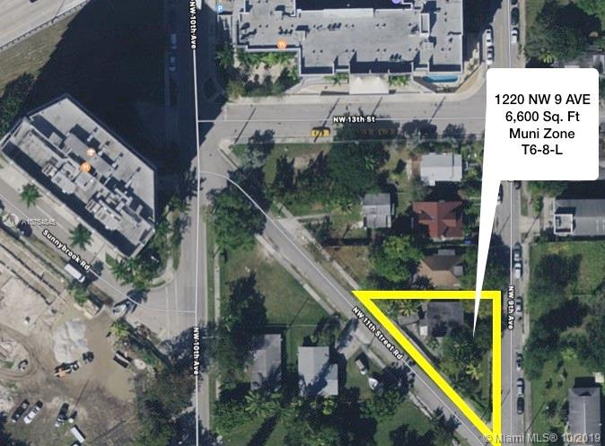 1220 NW 9th Ave  For Sale A10754845, FL