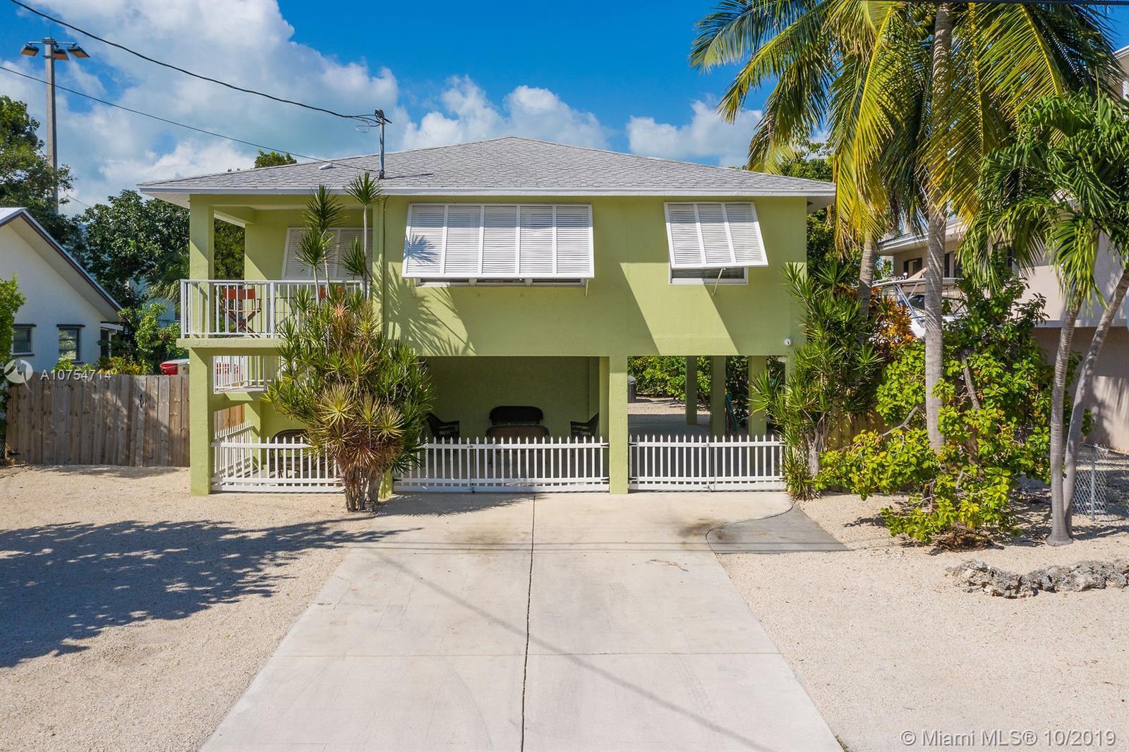153 Plantation Shores Dr, OTHER FL Key, FL 33070