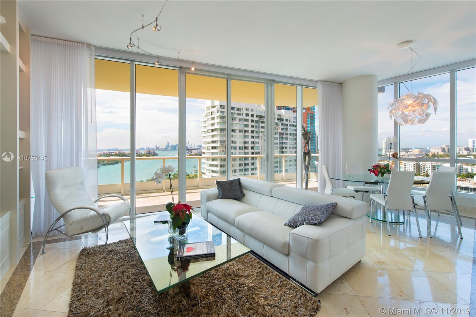 100 S Pointe #1601 For Sale A10755145, FL