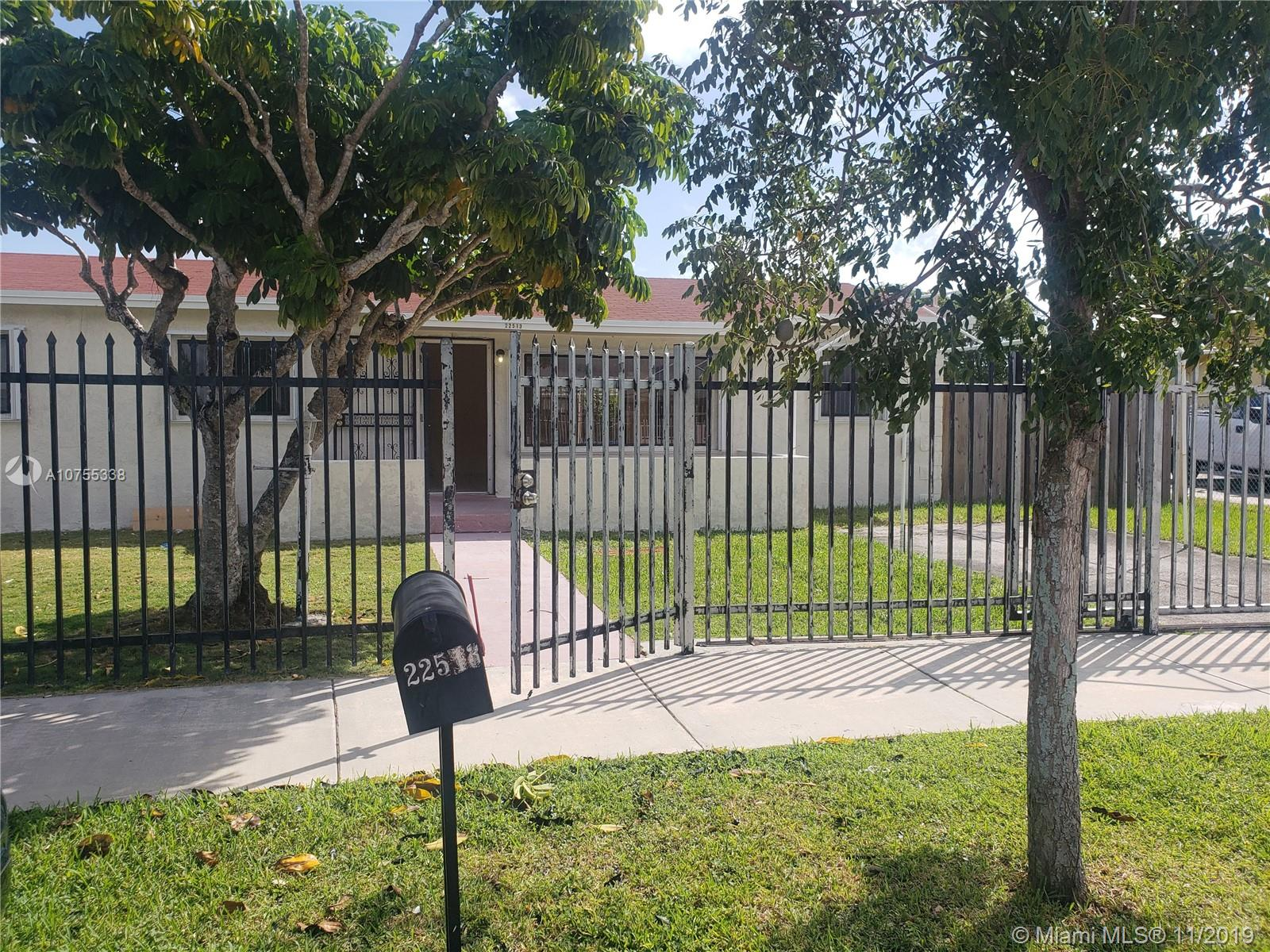 22513 SW 113th Pl  For Sale A10755338, FL