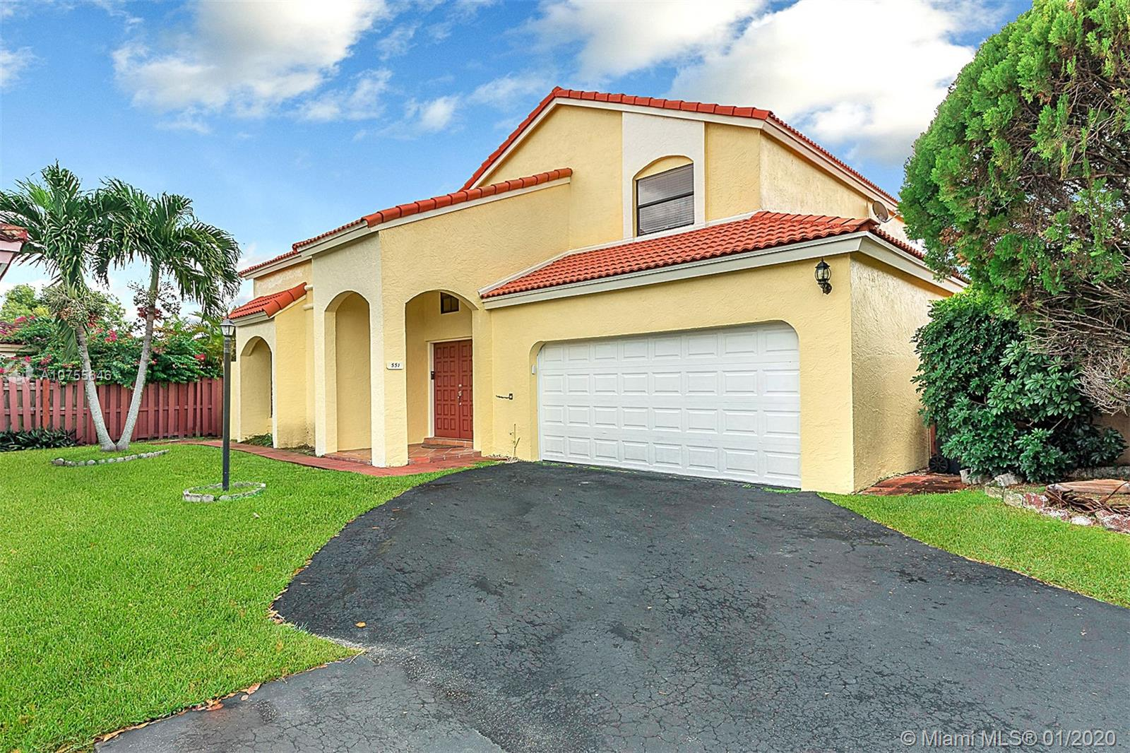 551 SW 88th Pl W  For Sale A10755646, FL