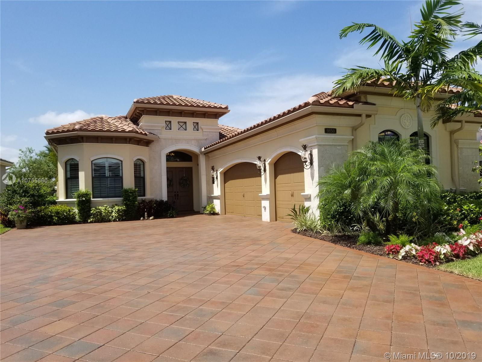 9850 VITRAIL LANE, Delray Beach, FL 33446