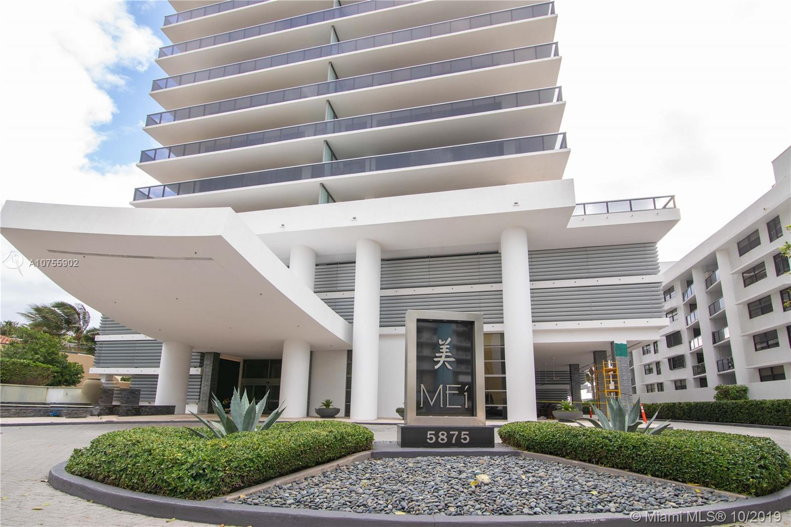 5875  Collins Ave #1705 For Sale A10755902, FL