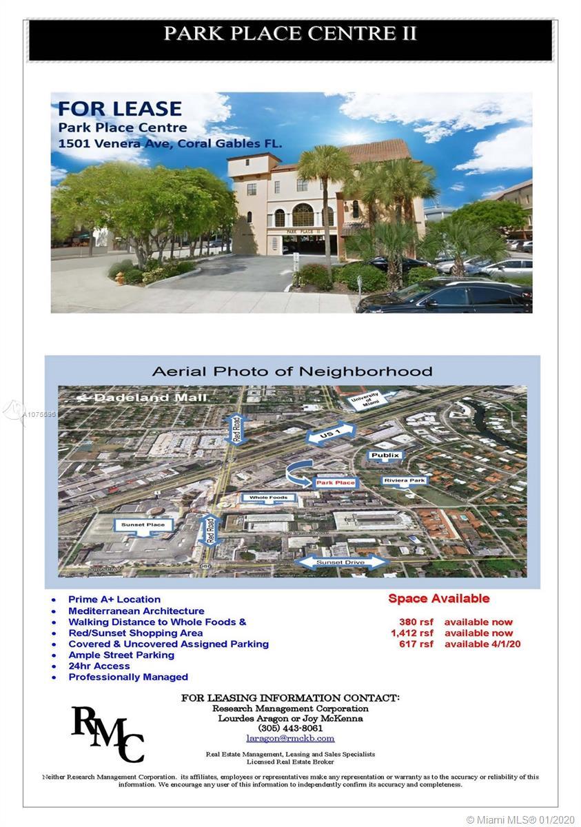 1501  Venera Ave  For Sale A10755961, FL