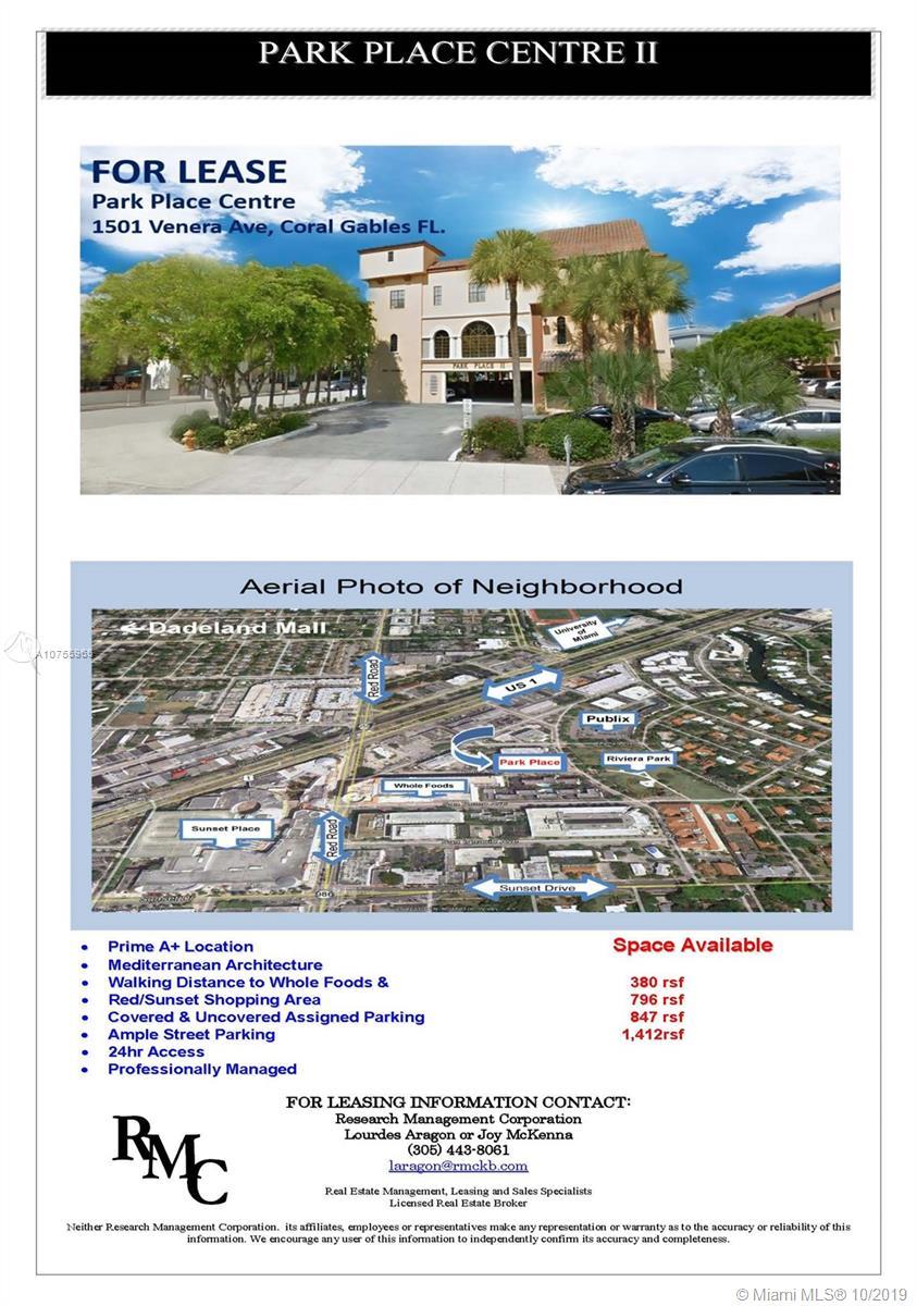 1501  Venera Ave  For Sale A10755965, FL