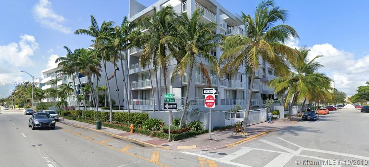 7832  Collins Ave #302 For Sale A10753187, FL