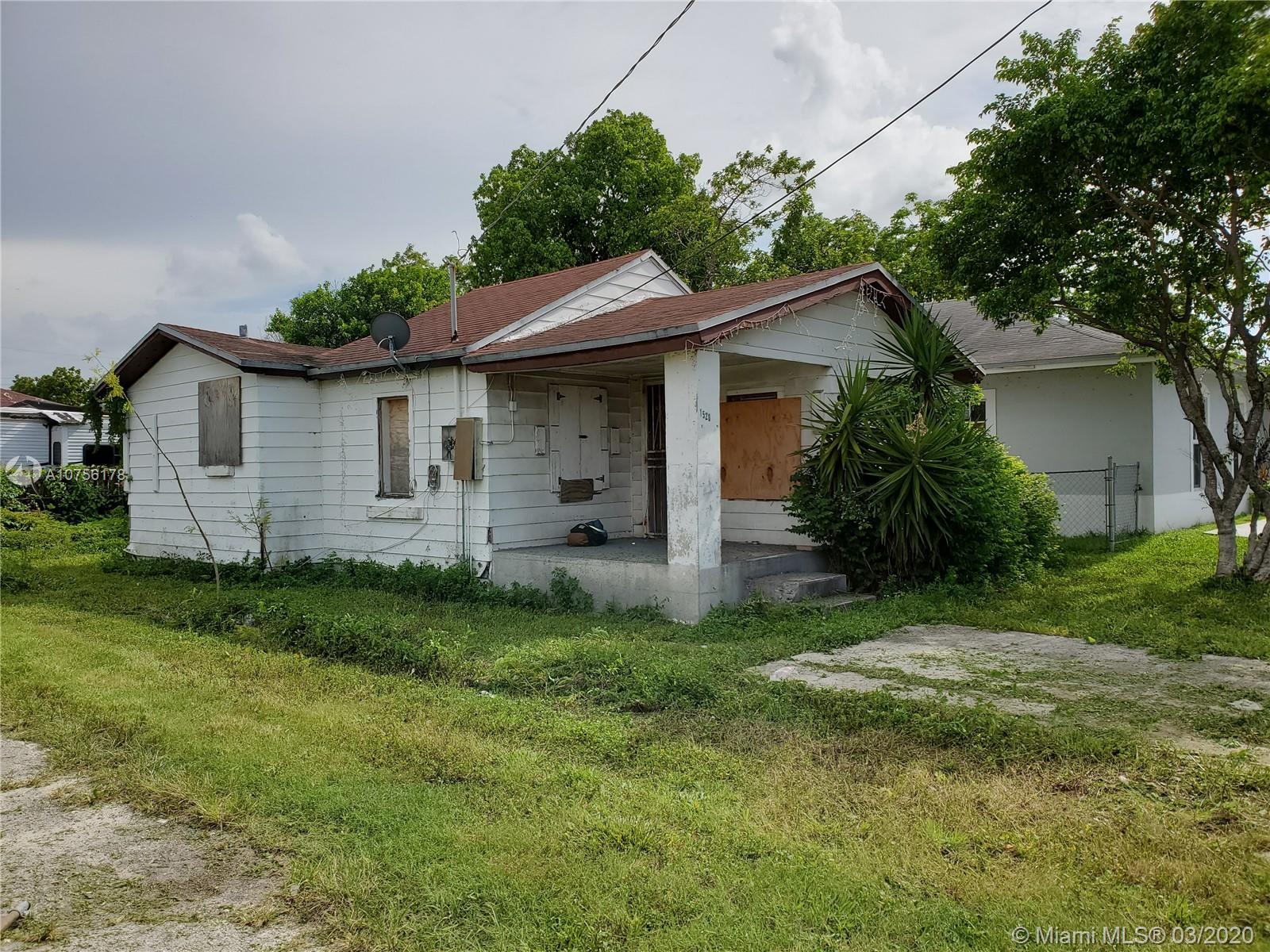 1520 NW 64th St  For Sale A10756178, FL