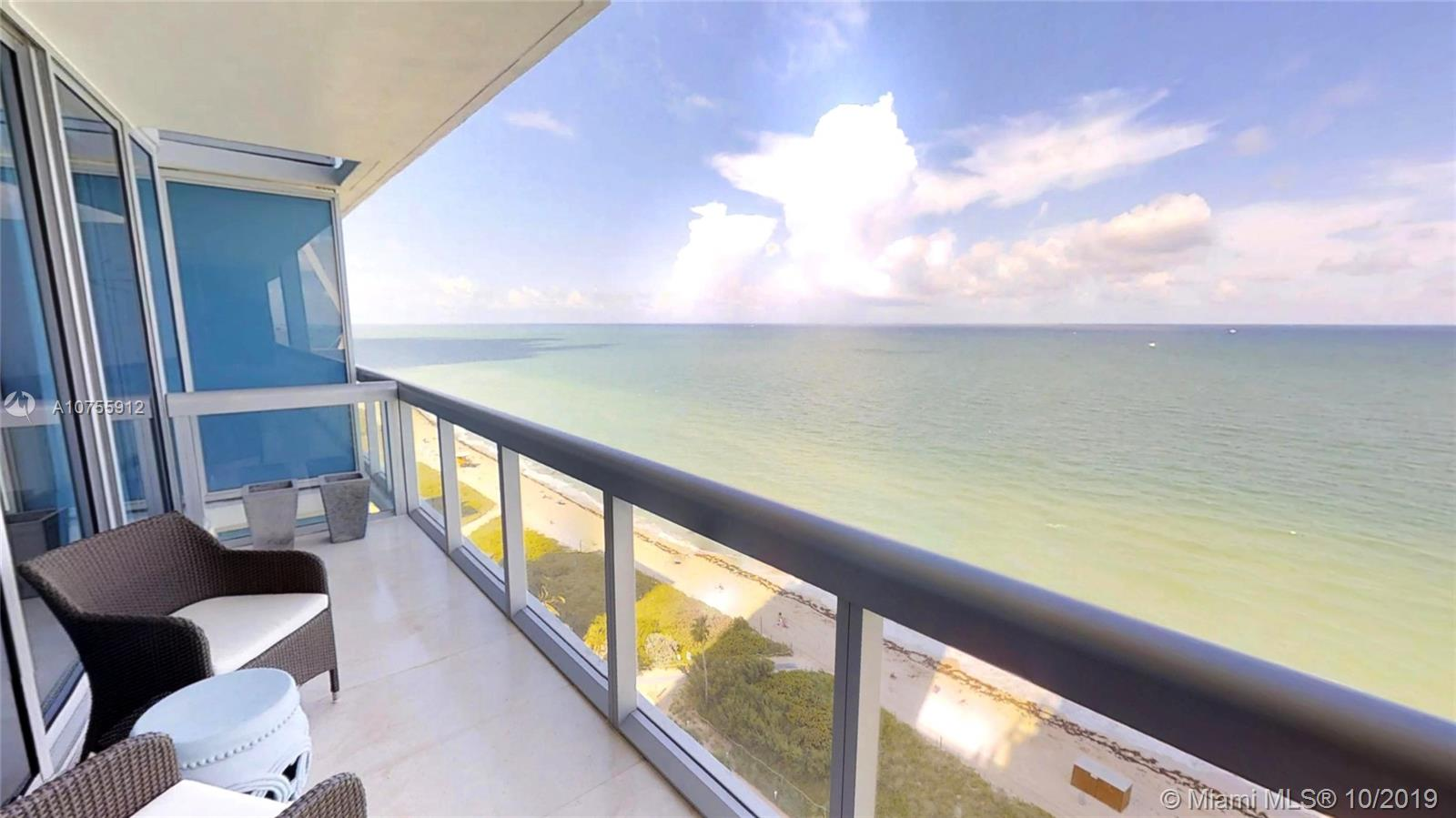 6899  Collins Ave #1806 For Sale A10755912, FL