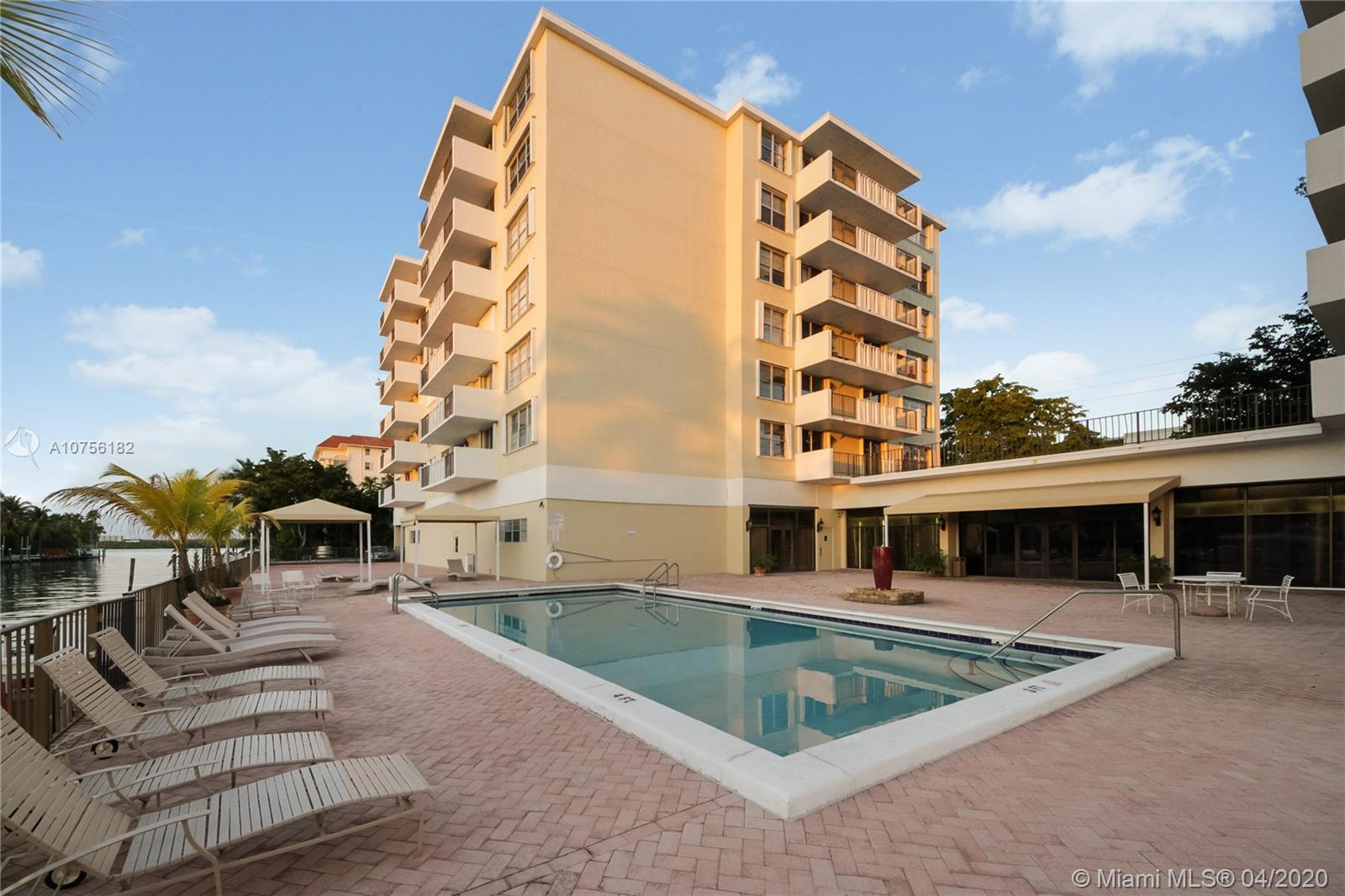 10000 W Bay Harbor Dr #325 For Sale A10756182, FL