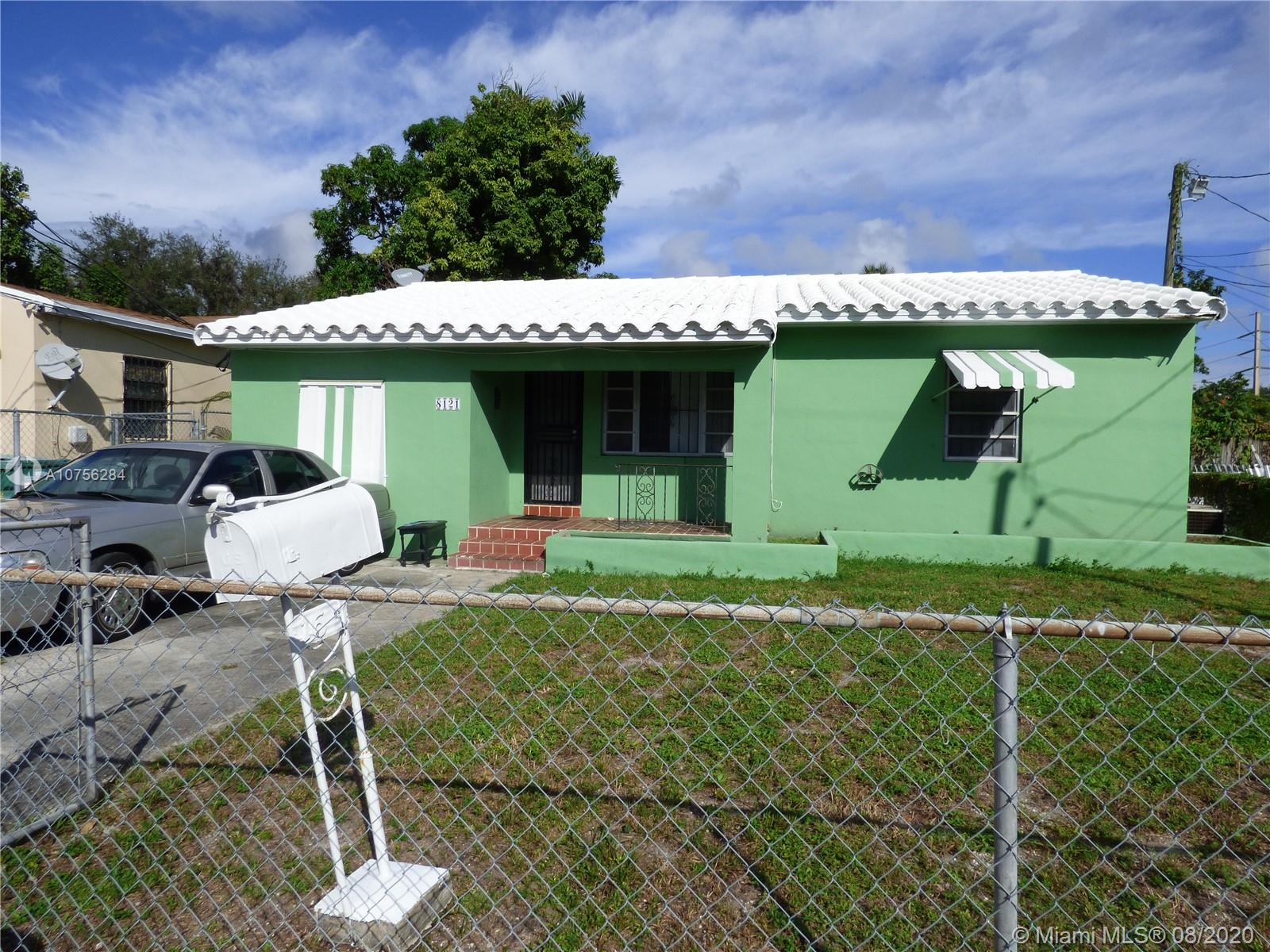 8121 NW 6th Ave  For Sale A10756284, FL