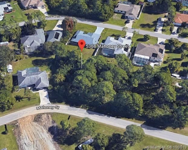 5368 Mahoney, Other City - In The State Of Florida, FL 33981