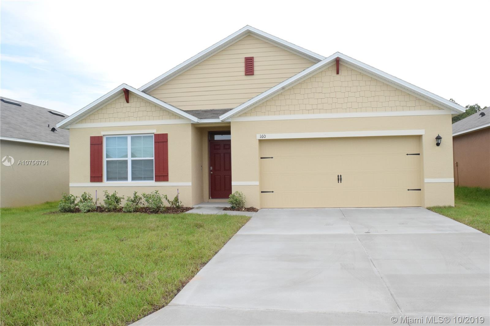 160  Sunny Day Way #160 For Sale A10756701, FL