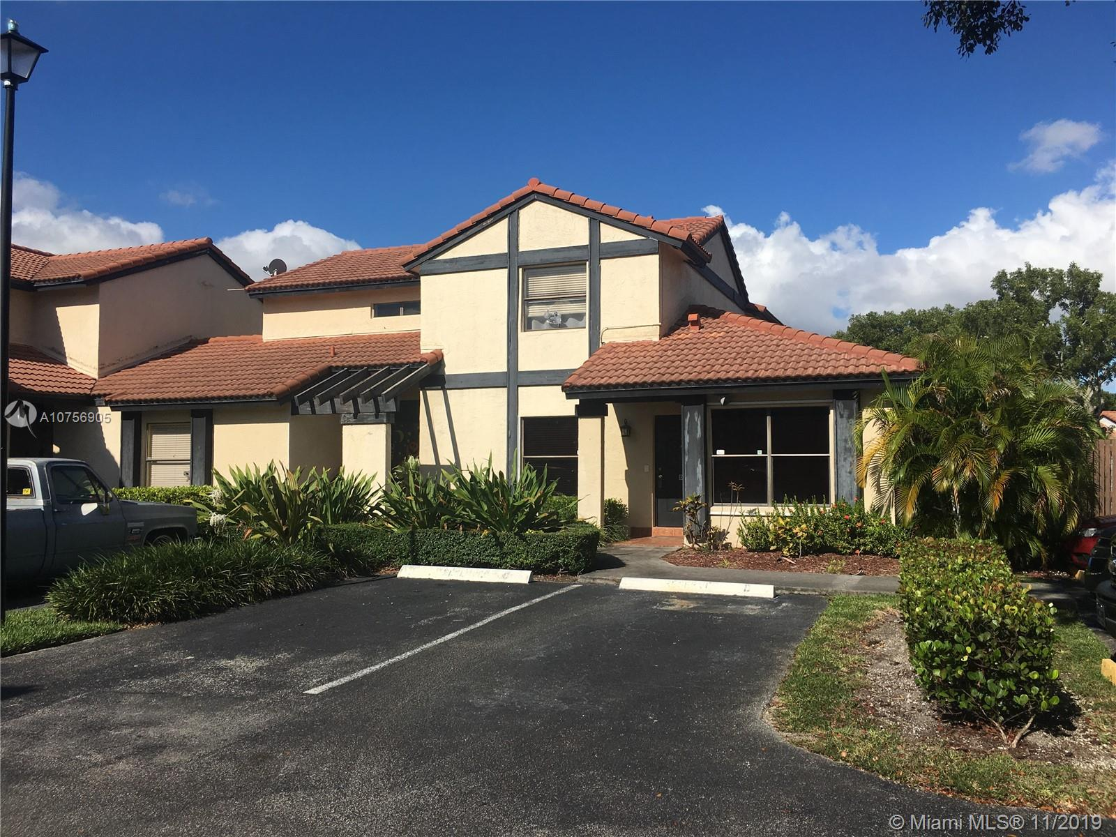 15255 SW 45th Ter #56D For Sale A10756905, FL