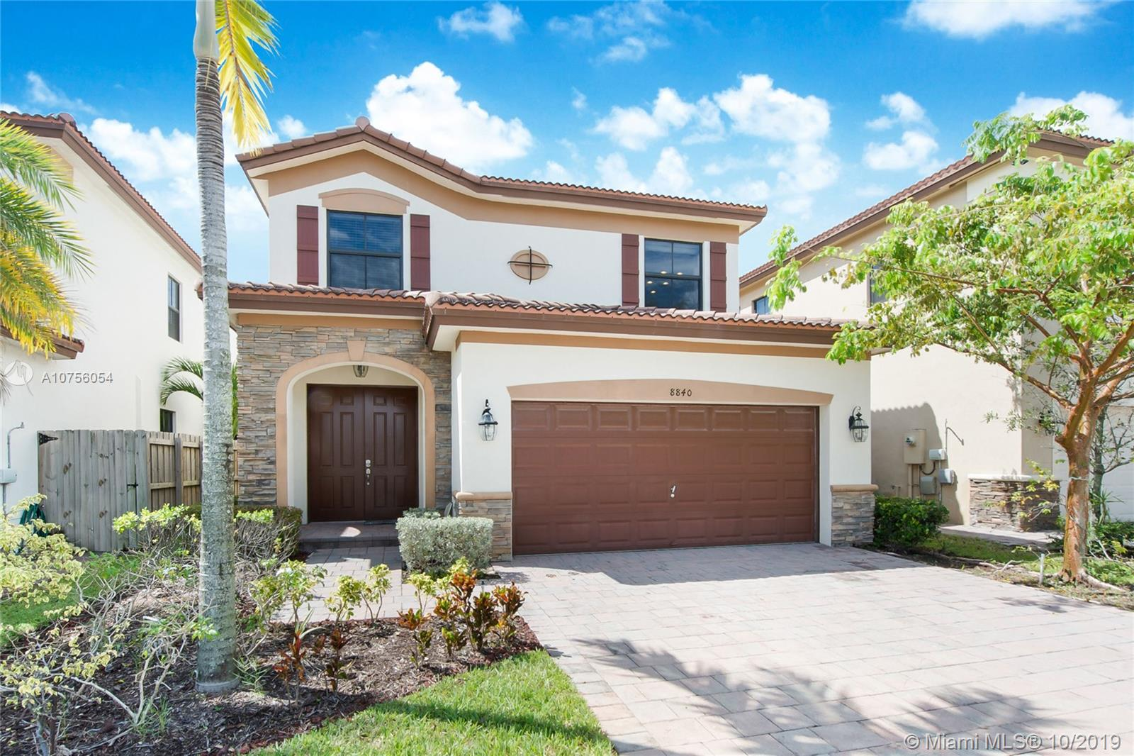 8840 NW 99 Path  For Sale A10756054, FL