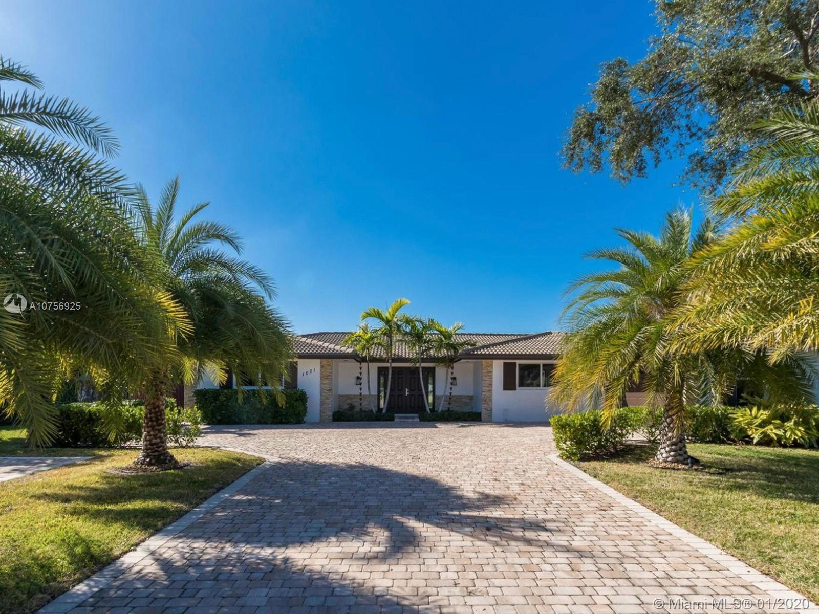 1001  Diplomat Pkwy  For Sale A10756925, FL