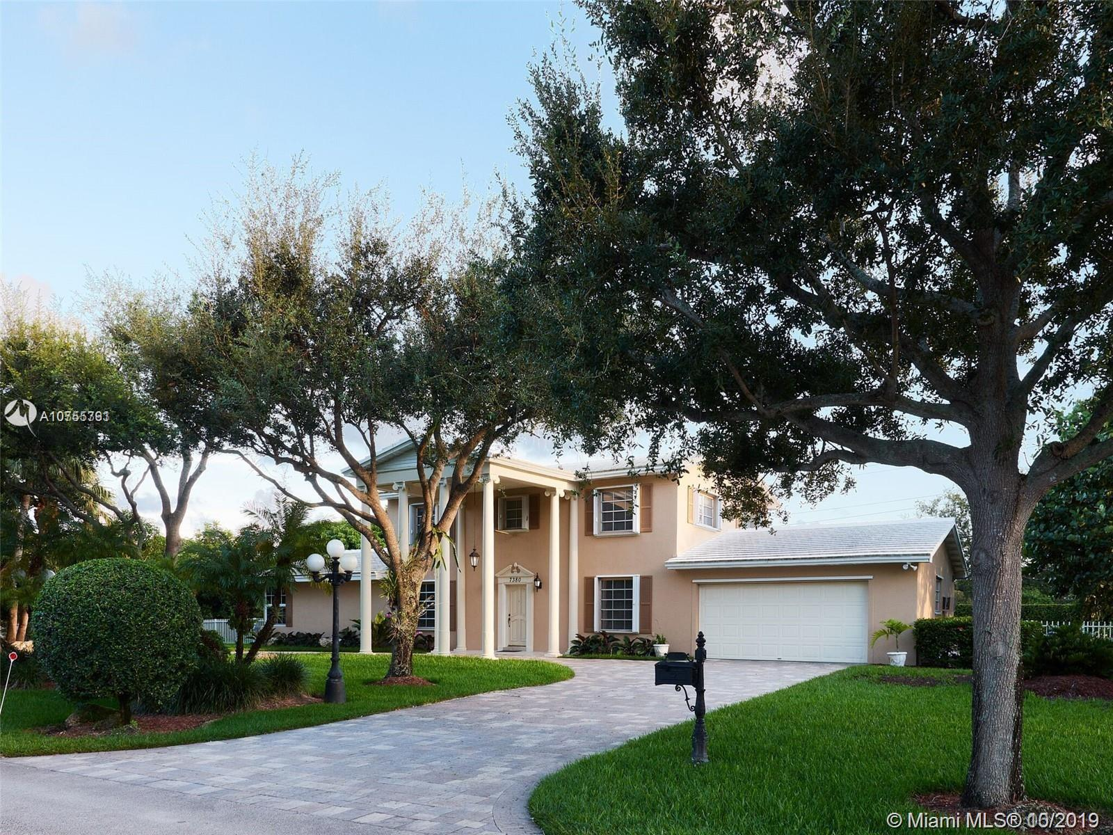 7380 S W 117 Terr  For Sale A10755791, FL