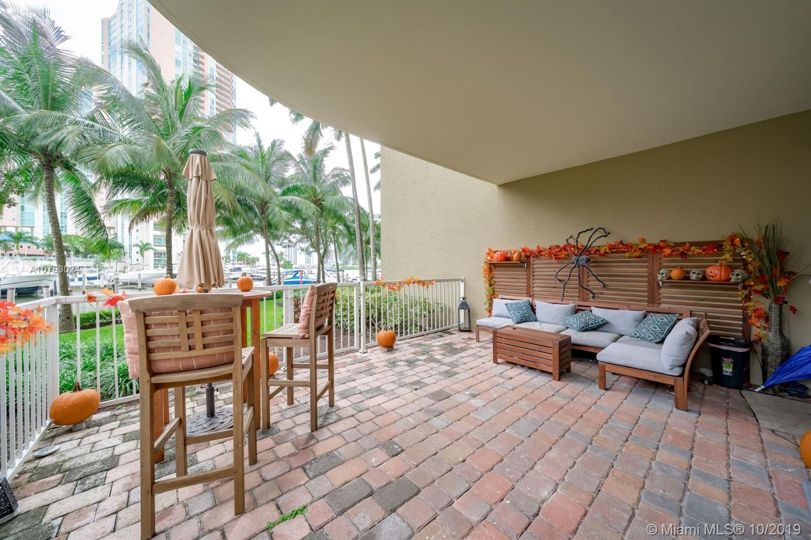 3340 NE 190th St #107 For Sale A10753024, FL
