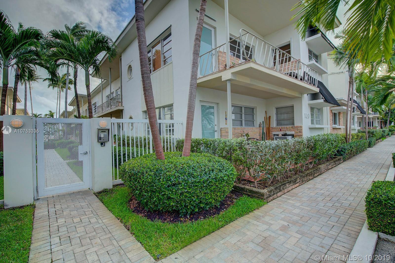 1120  Venetian Way #1A For Sale A10753335, FL