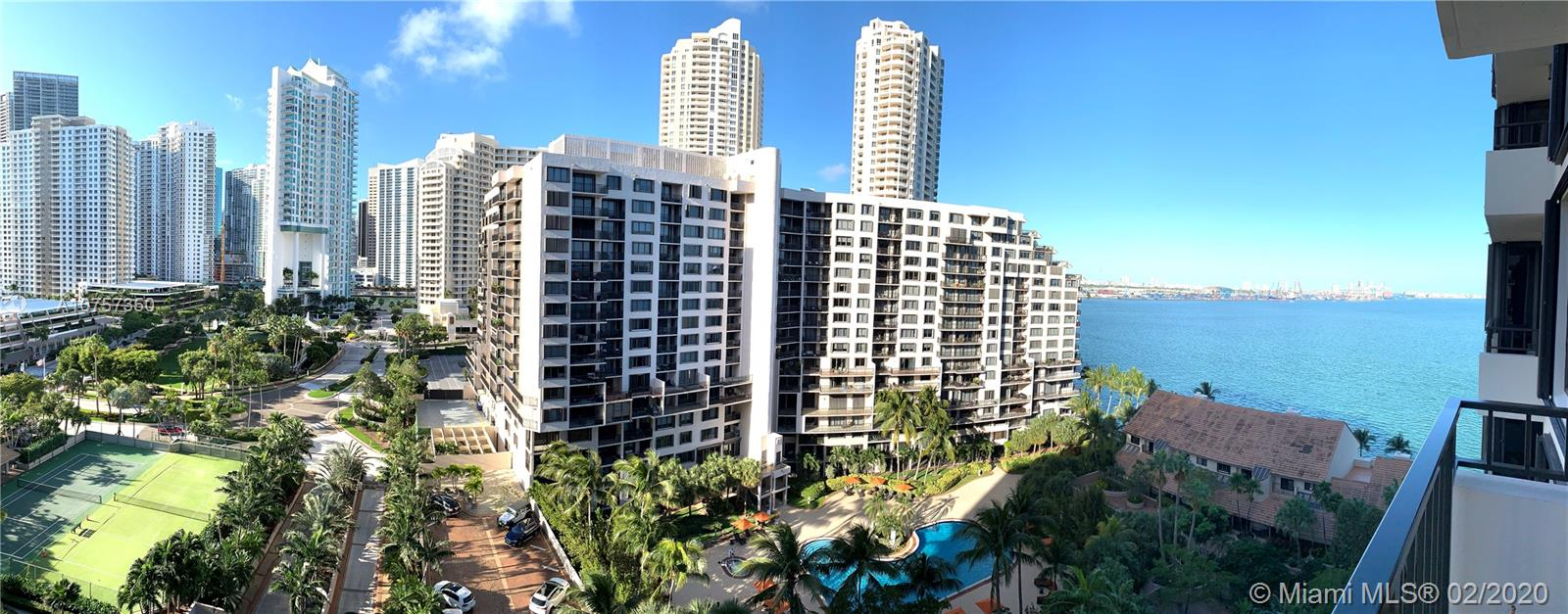520  Brickell Key #1400 For Sale A10757350, FL