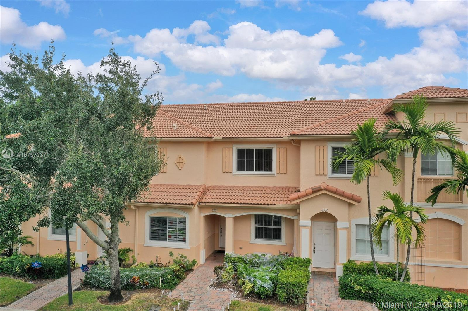 8391 S W 29th St #103 For Sale A10757037, FL