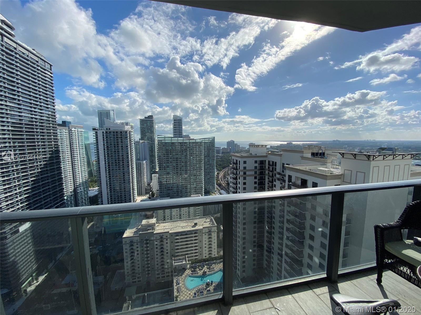 55 SW 9th St #3705 For Sale A10756113, FL