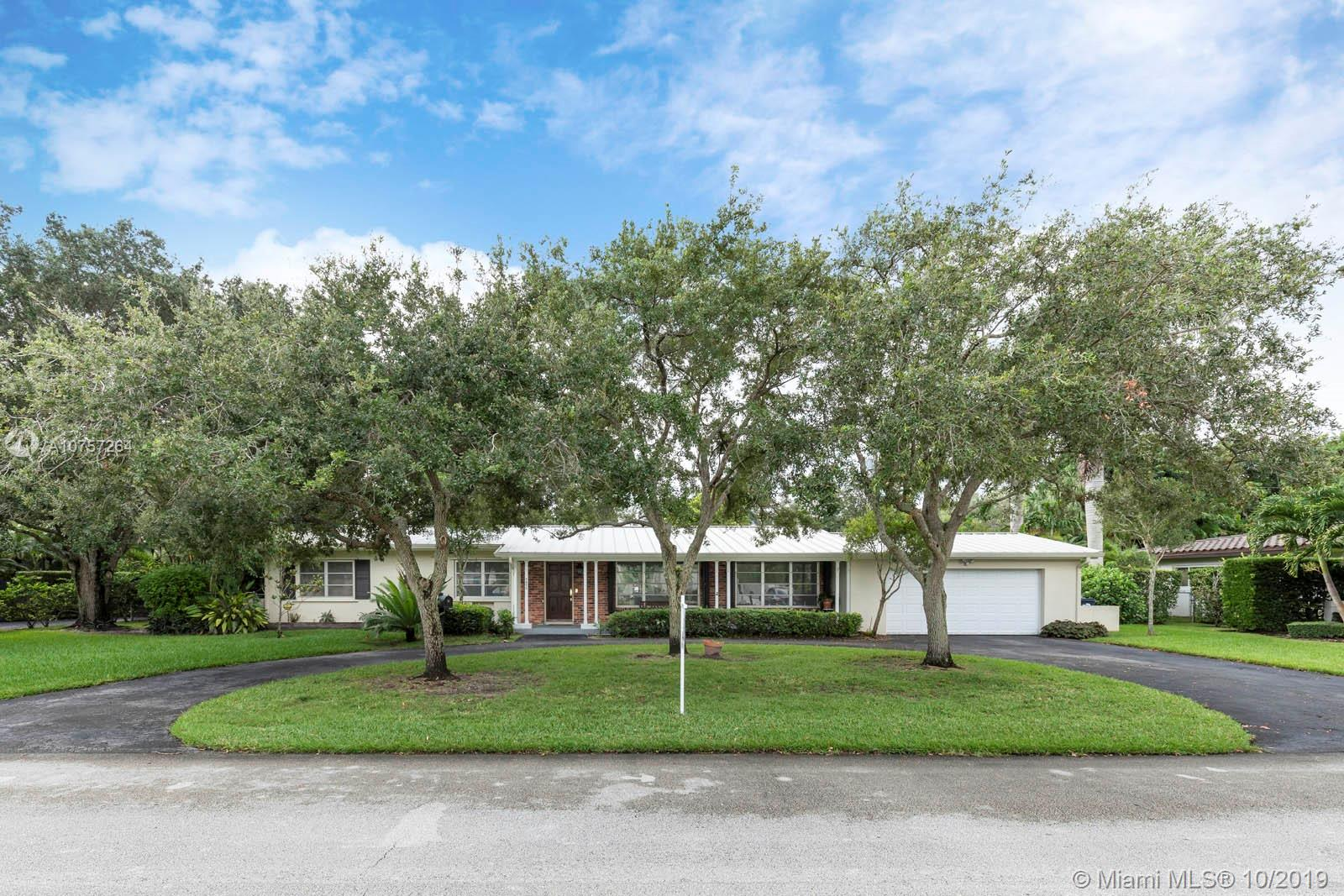 5450 SW 87th St  For Sale A10757264, FL