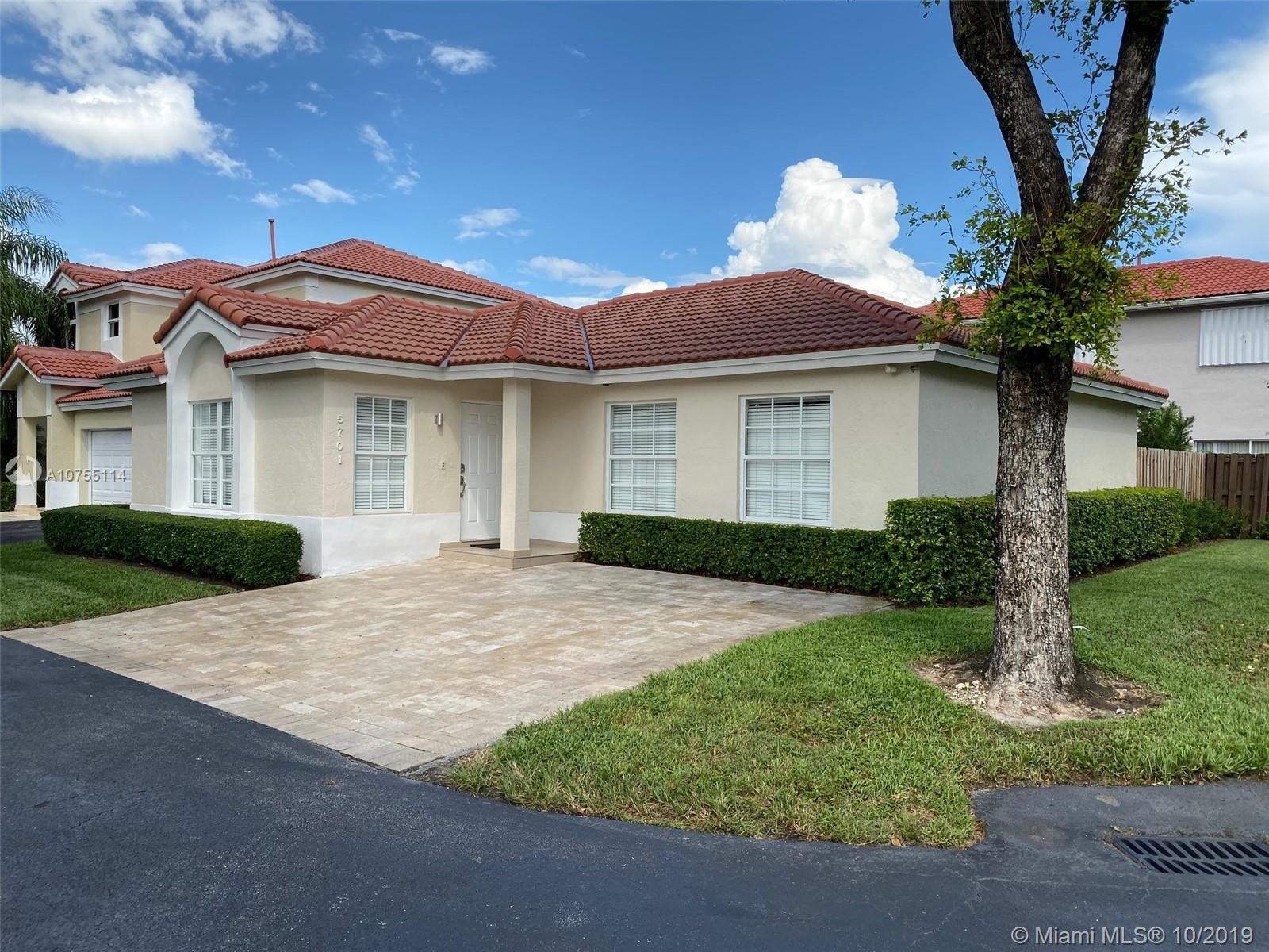 5701 NW 102nd Pl  For Sale A10755114, FL