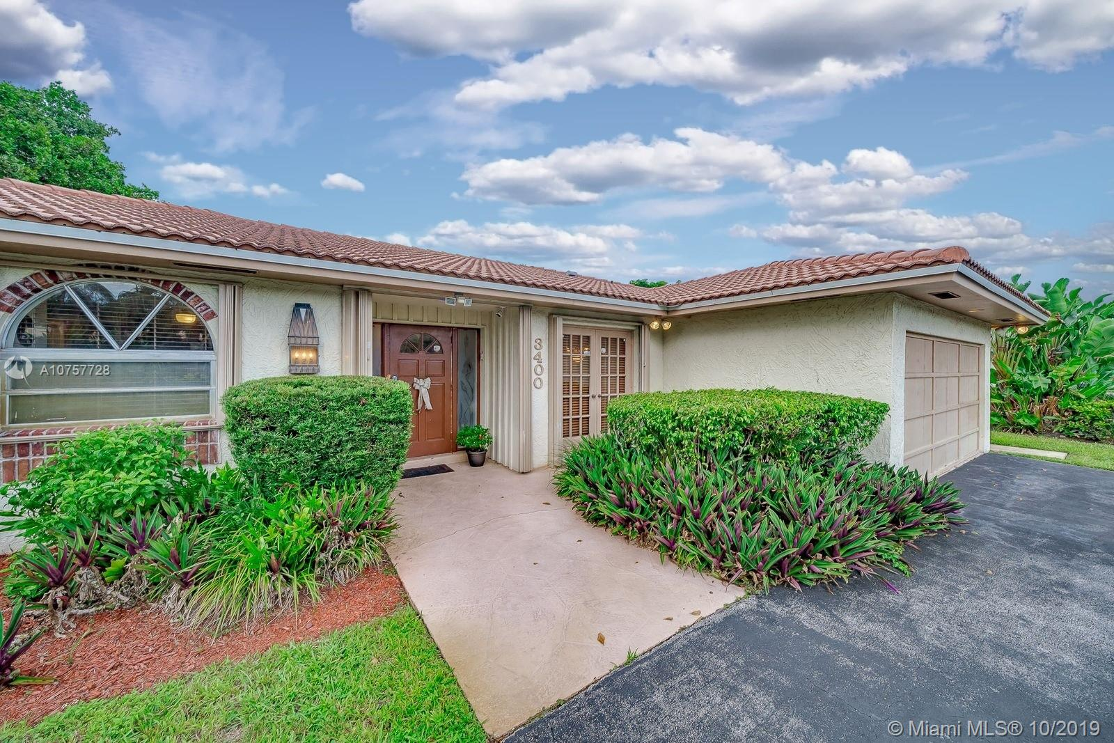 3400 N Park Rd  For Sale A10757728, FL