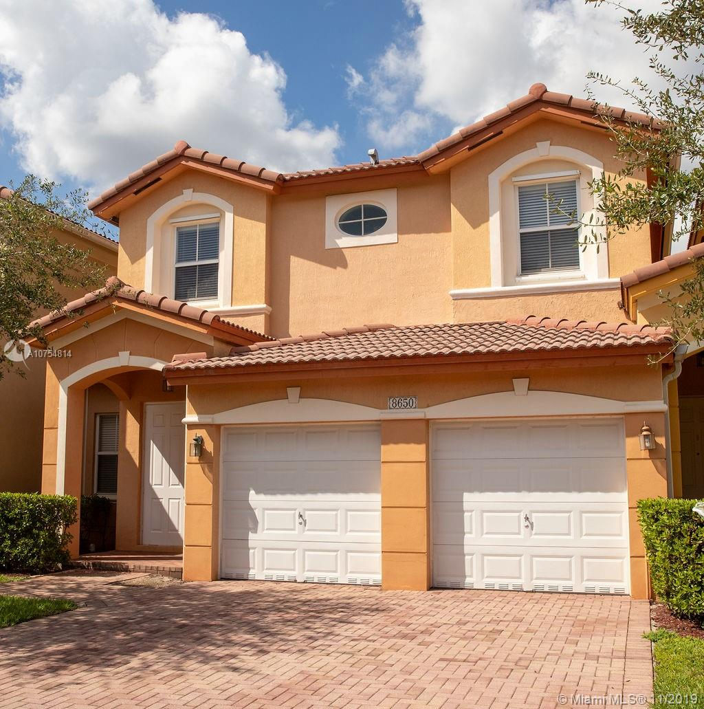 8650 NW 109th Ct  For Sale A10754814, FL