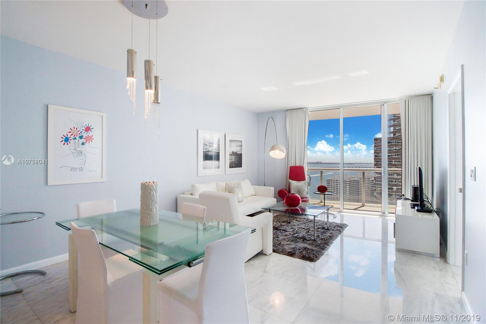 485  Brickell Ave #2709 For Sale A10758041, FL