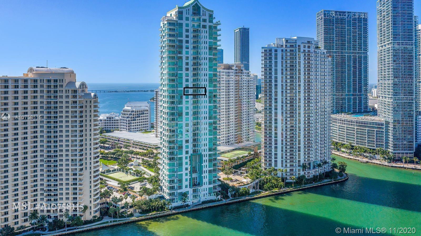 900  Brickell Key Blvd #2202 For Sale A10758115, FL