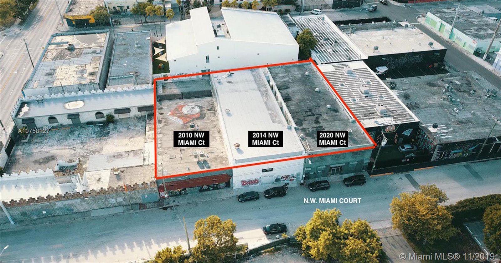 2010, 2014, 2020 NW Miami Court, Miami, FL 33127