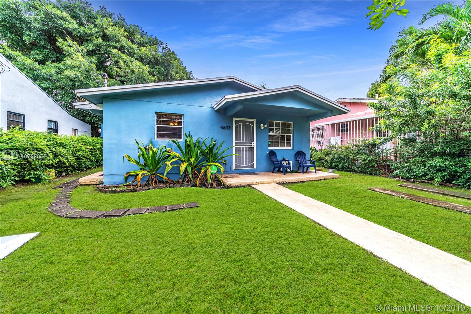 4607 NW 5th Ave  For Sale A10758055, FL