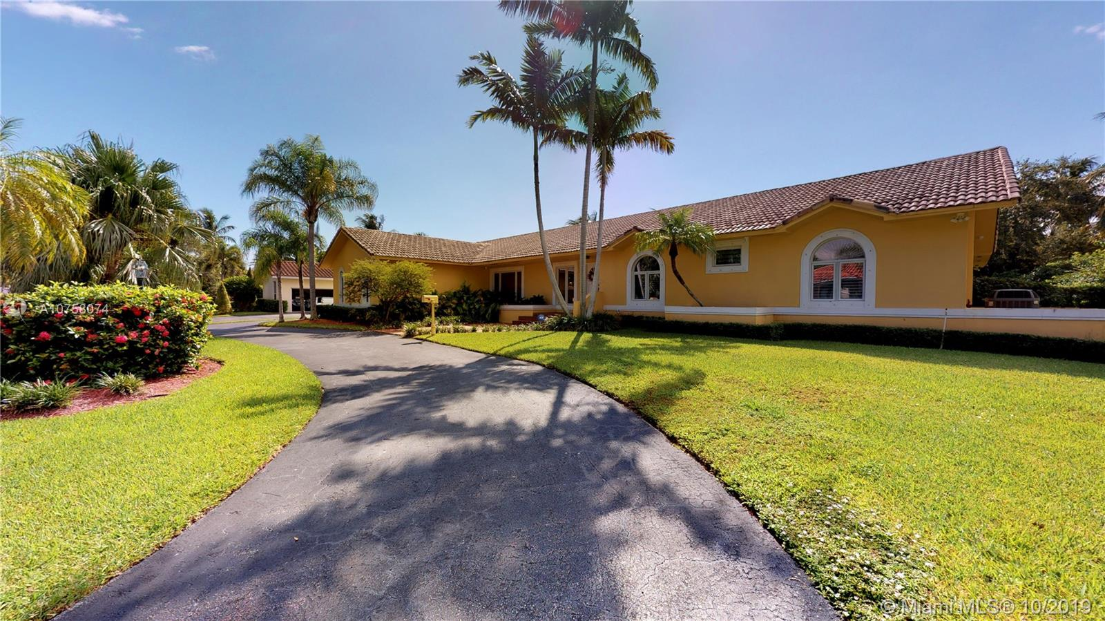 5940 SW 134th St  For Sale A10758074, FL