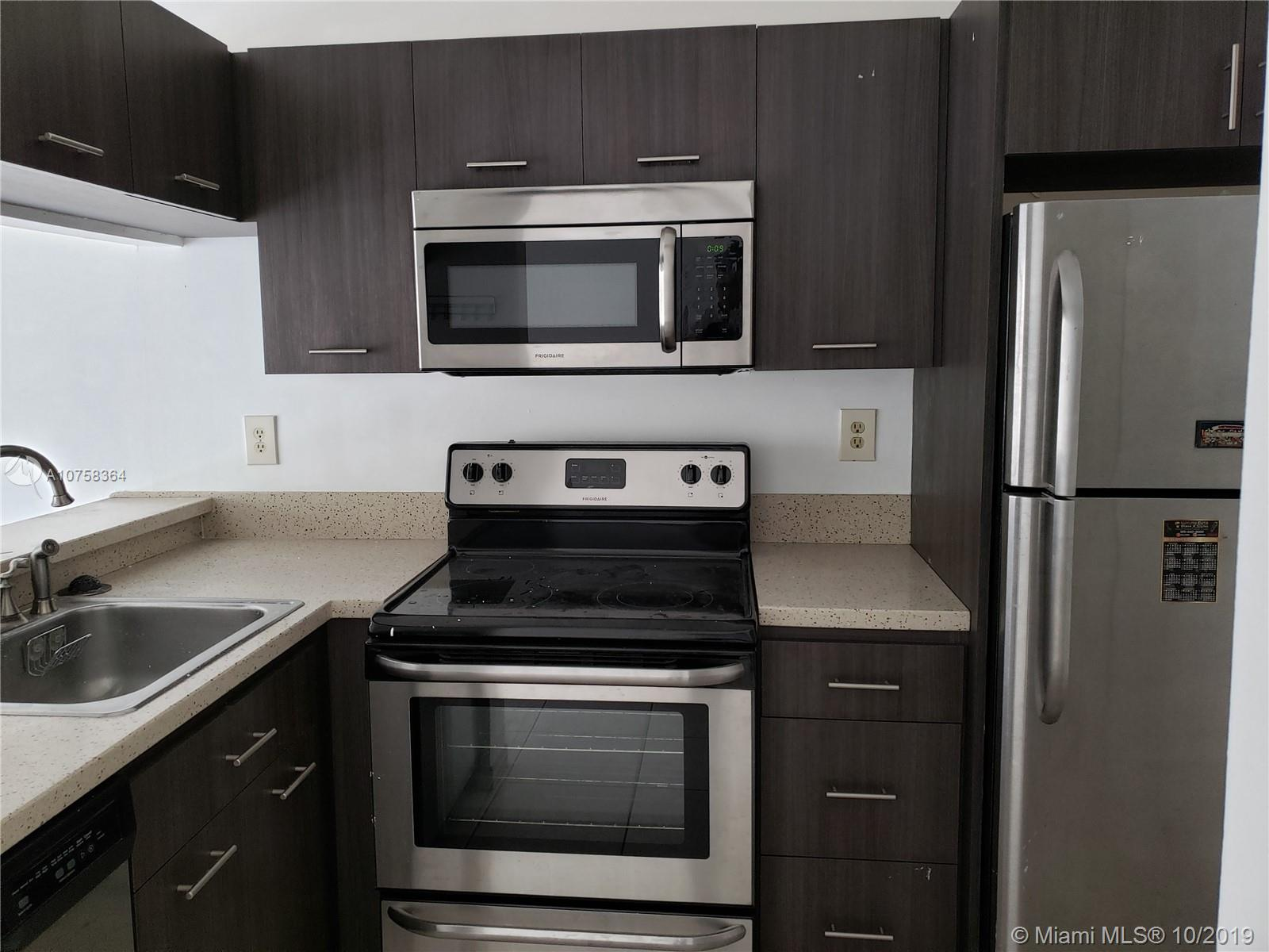 Beautiful 1/1 Unit , Totally Remodeled, When sending an offer Please include Rental Application, Picture ID and Proof of Income Tile Flooring the unit is Vacant. Call listing agent for lock-Box.-