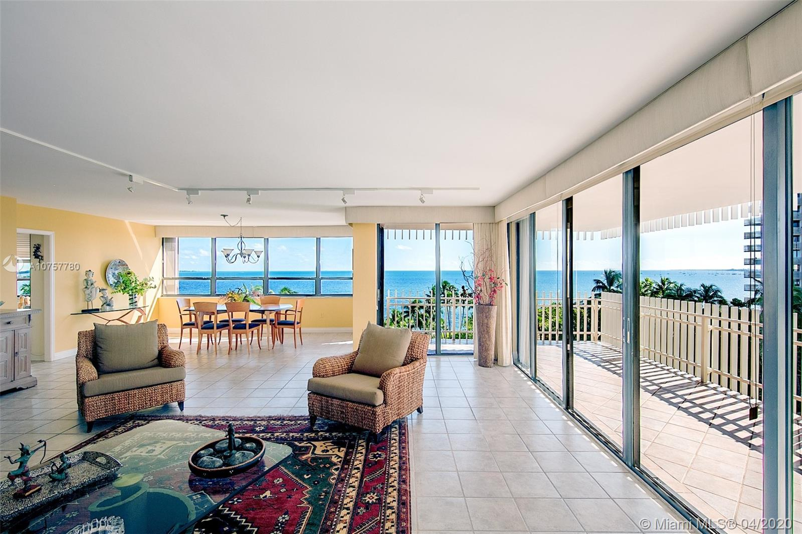 2  Grove Isle Dr #B602 For Sale A10757780, FL
