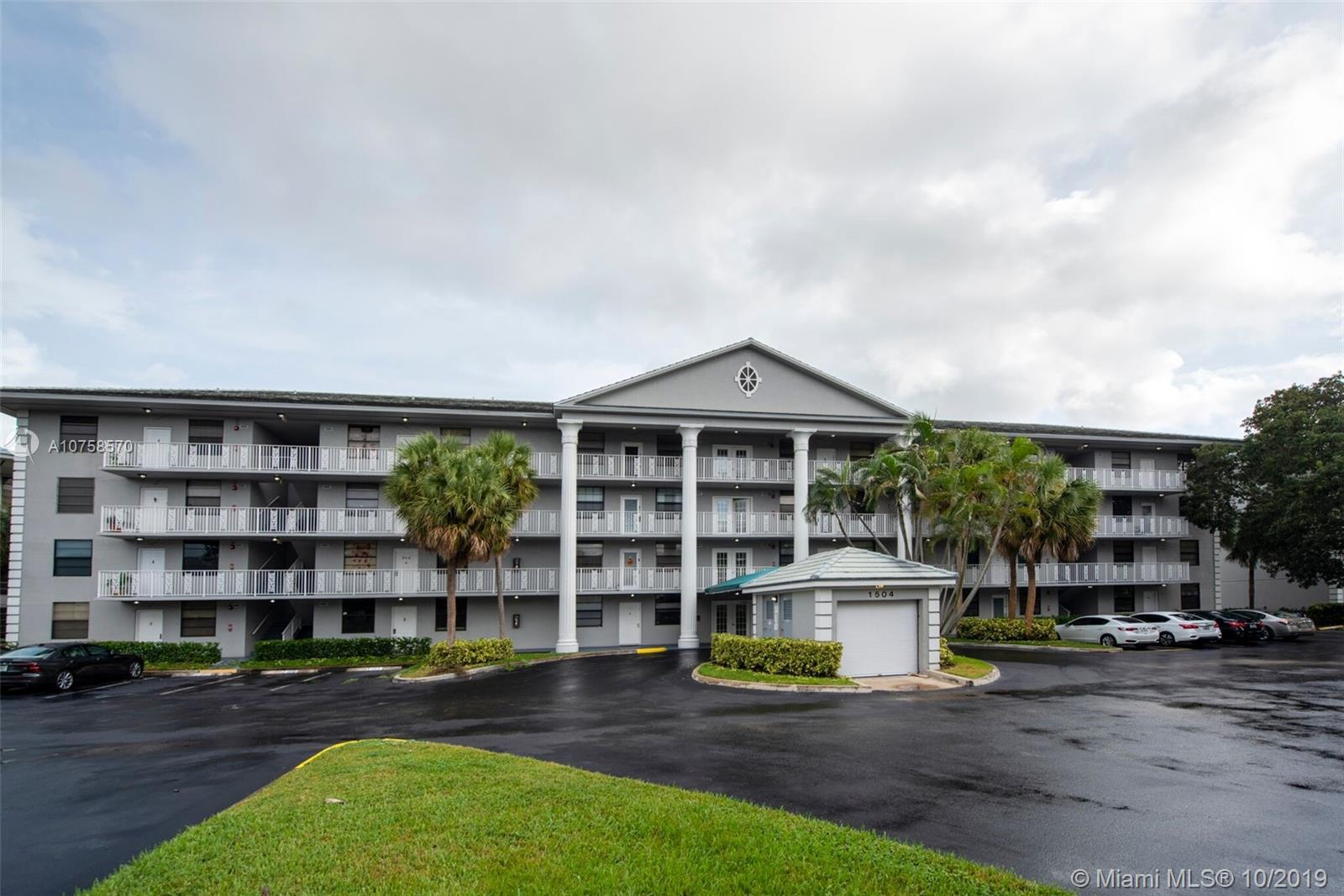 1504  Whitehall Dr #205 For Sale A10758570, FL