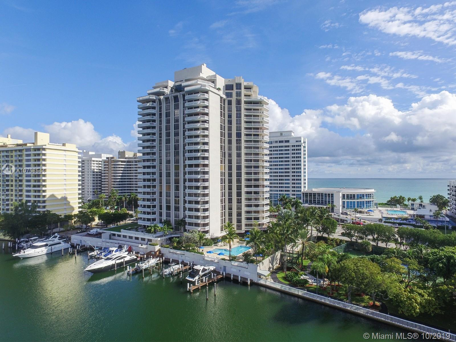 5500  Collins Ave #901&902 For Sale A10758544, FL