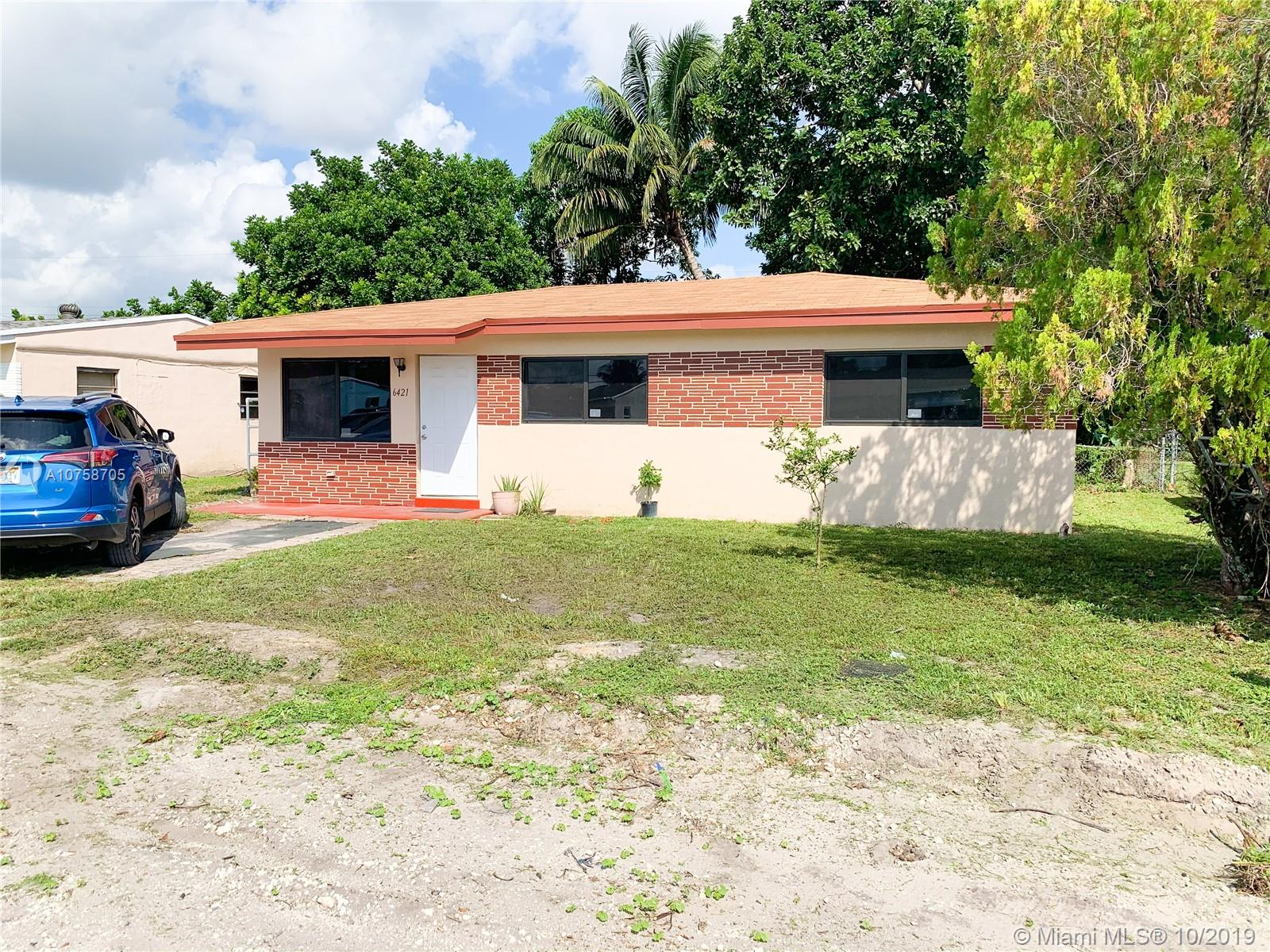 6421 SW 22nd St  For Sale A10758705, FL