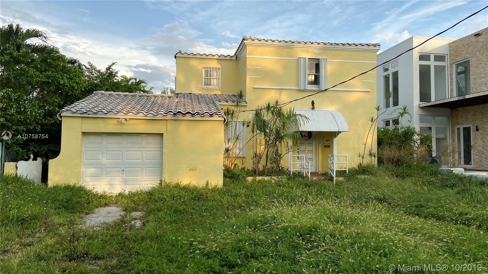 3481  Sheridan Ave  For Sale A10758754, FL