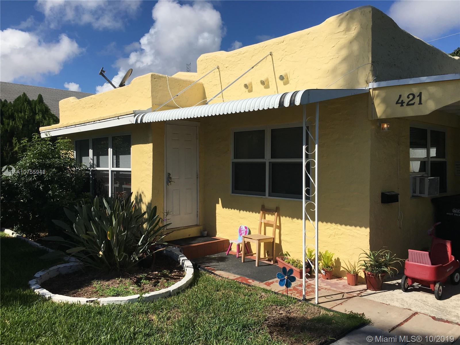 421  Wilder Street  For Sale A10755948, FL