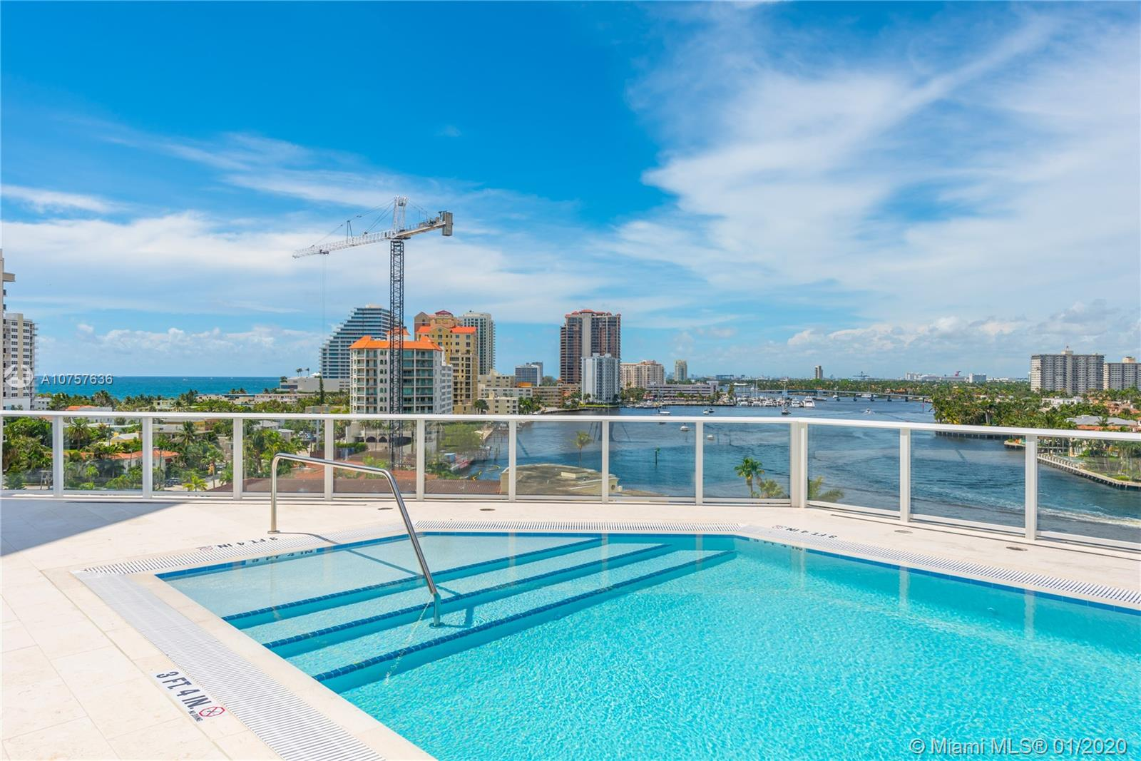 401 N Birch Rd #TH-3 For Sale A10757636, FL