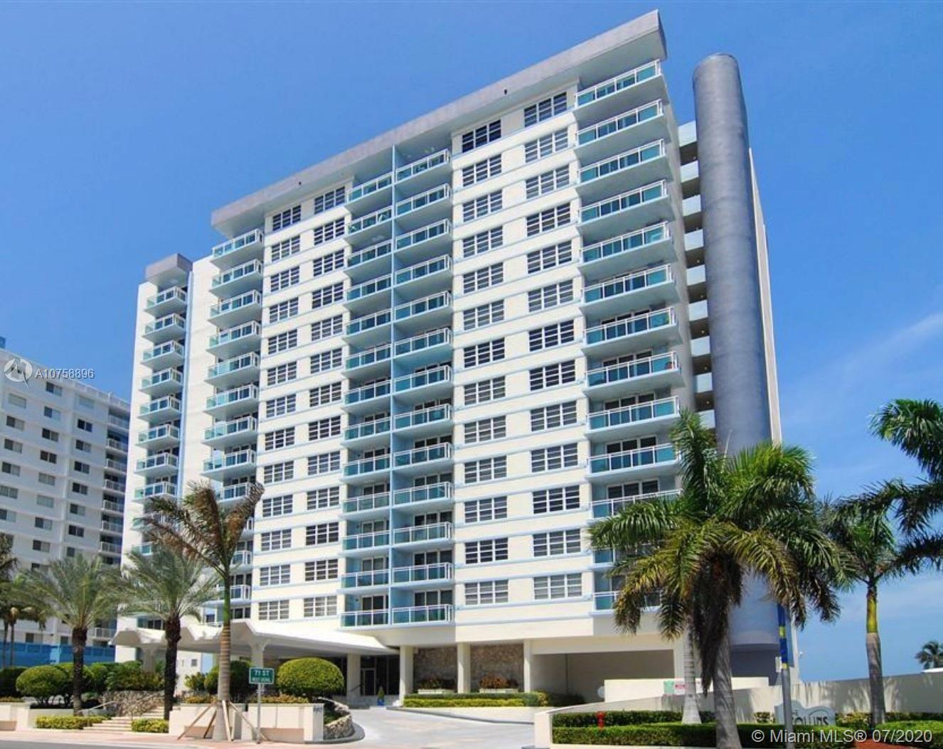 6917  Collins Ave #815 For Sale A10758896, FL
