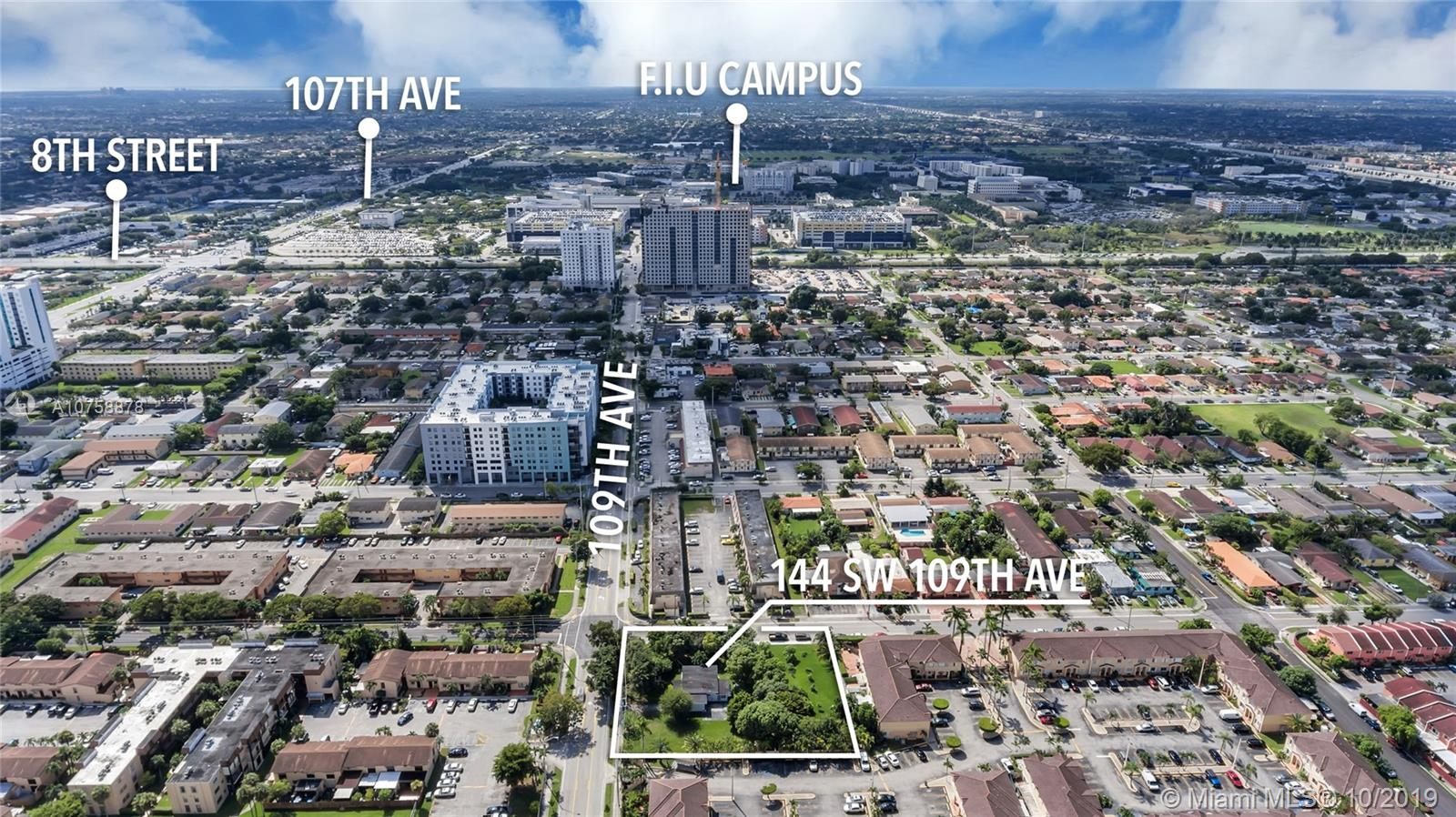 144 SW 109 Avenue  For Sale A10758878, FL