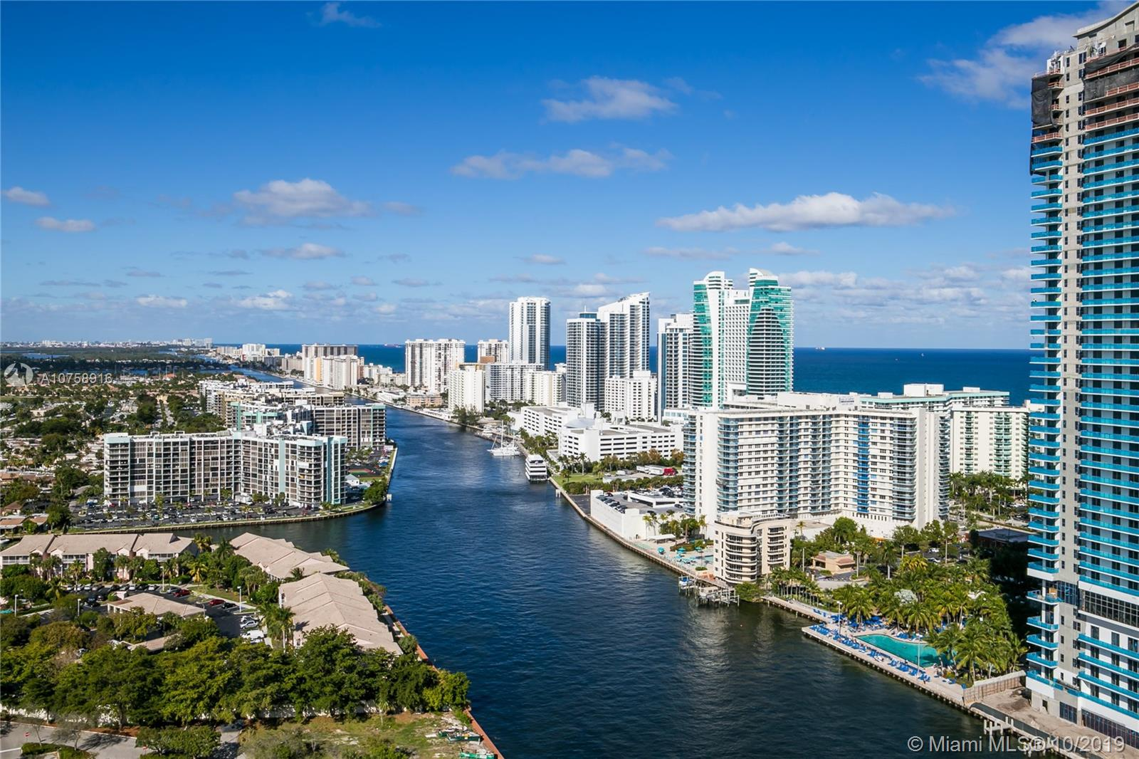 2602 E Hallandale Beach Blvd #R2906 For Sale A10758916, FL