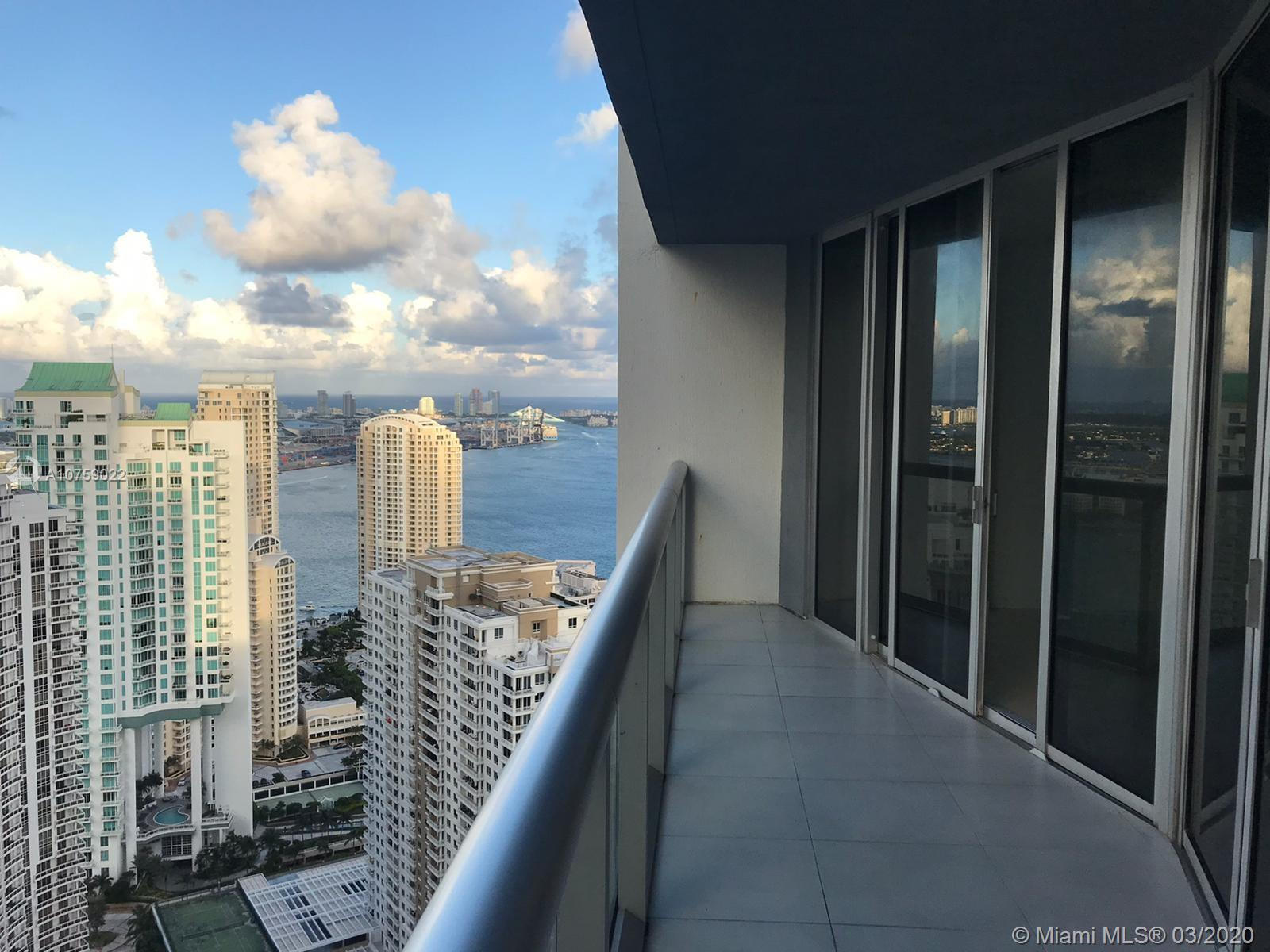 495 Brickell Ave #4506, Miami FL 33131