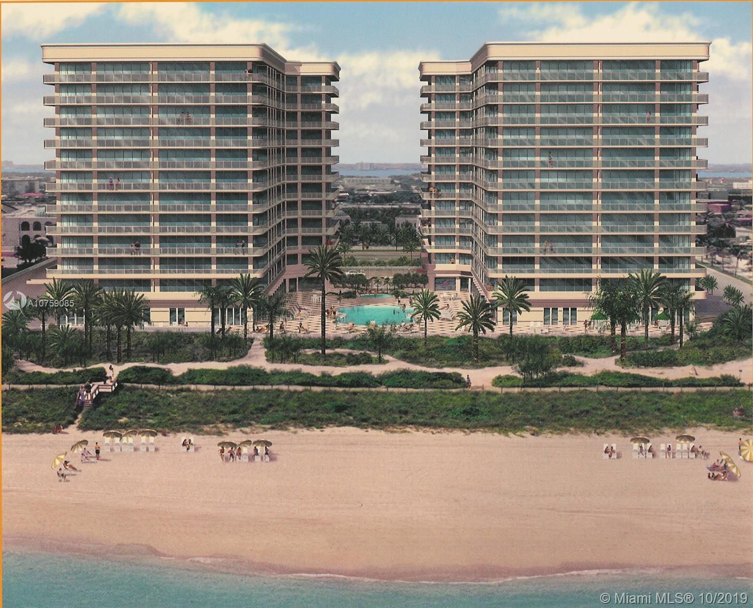 9595  Collins Ave #N8-D For Sale A10759085, FL