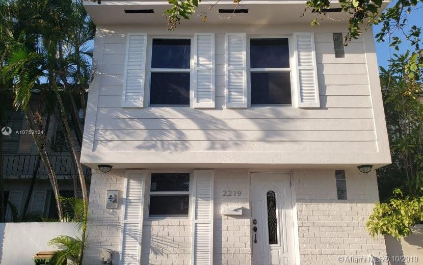 2219 NE 123rd St #2219 For Sale A10759124, FL