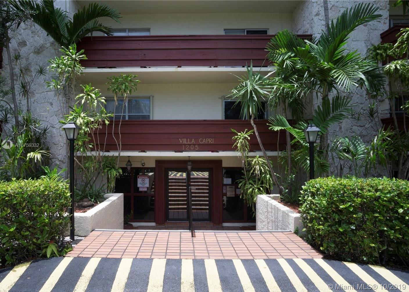 1205  Mariposa Ave #102 For Sale A10759332, FL