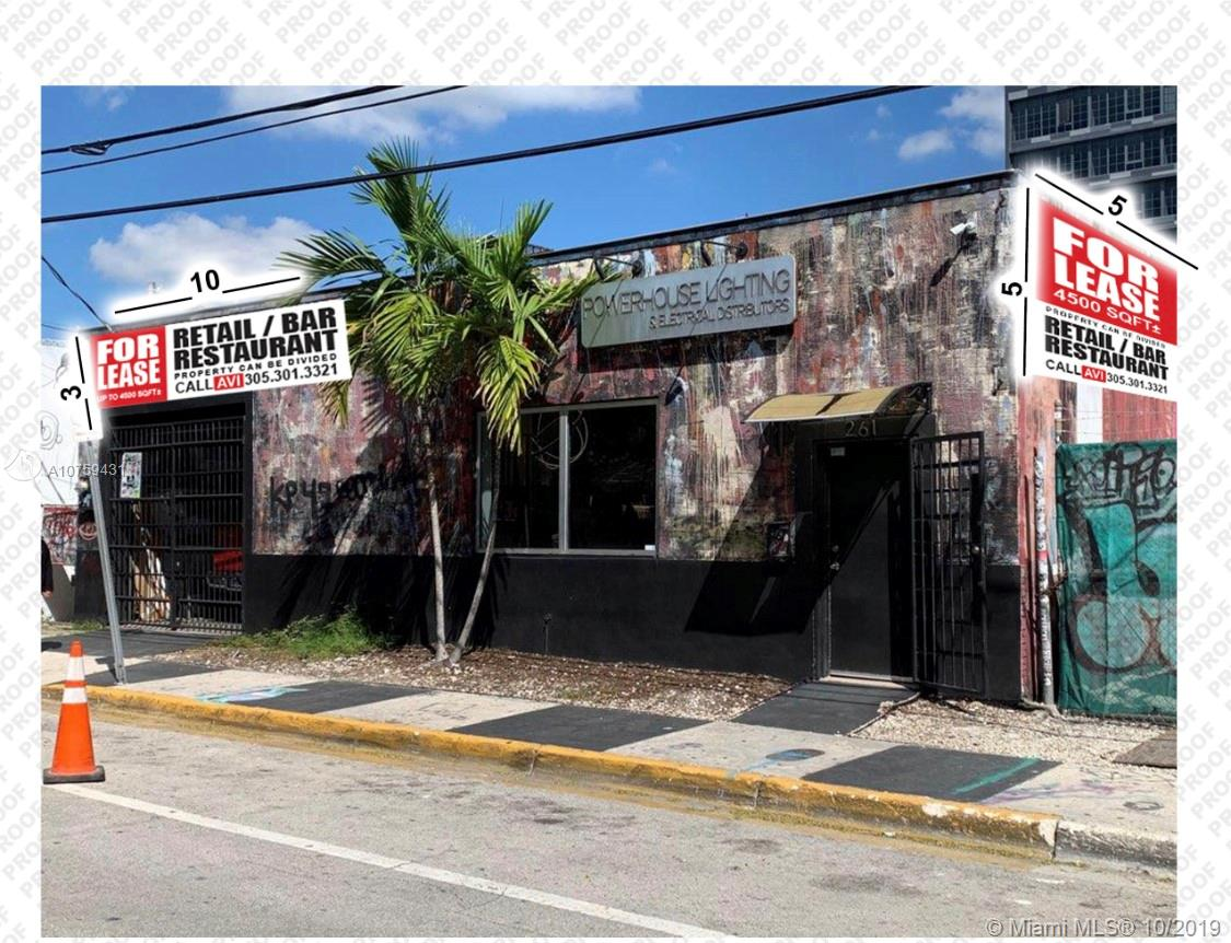 261 NW 23rd St  For Sale A10759431, FL